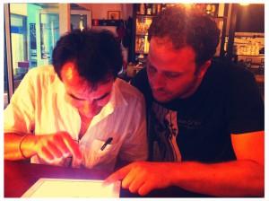 Marco Schauz und Timo Hahn